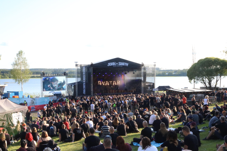 John Smit Rock Festival