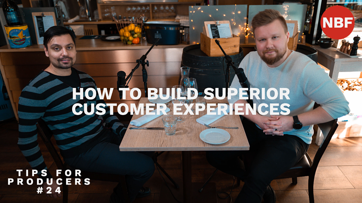 How to build superior customer experiences