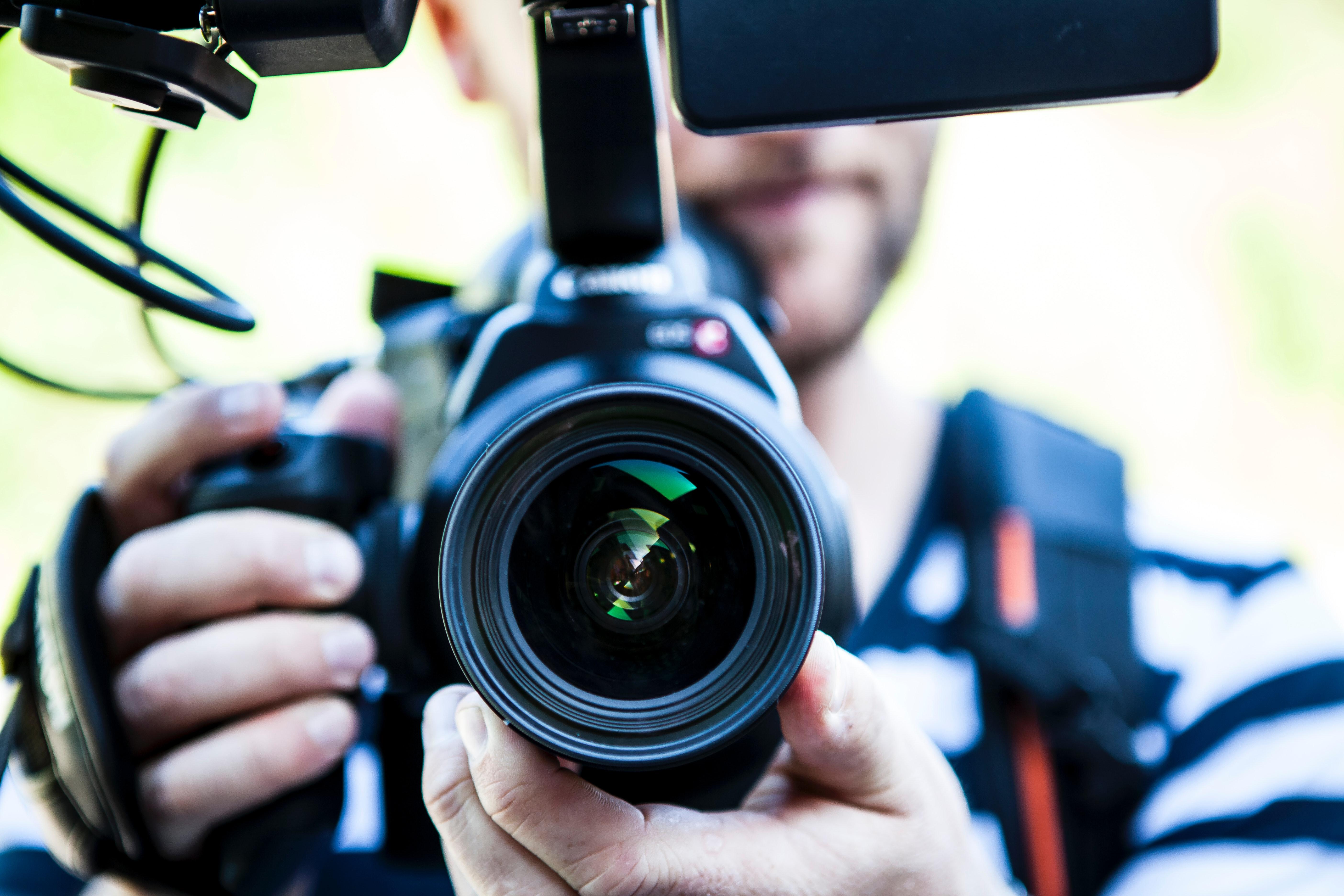Videomarkkinointi tapahtumassa
